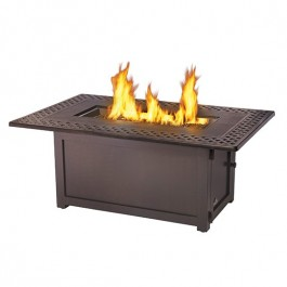 NAPOLEON KENSINGTON RECTANGULAR PATIO FLAME TABLE
