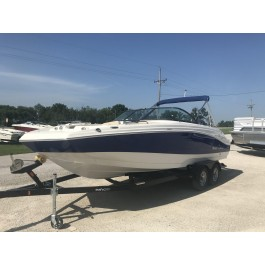 2018 Nautic Star 223 DC Sport Deck