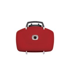Napoleon Red Portable Propane Grill w/ Griddle