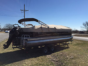 How to Dewinterize your Boat for Spring Start - Boat Two